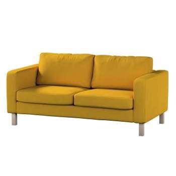Karlstad 2-Sitzer Sofabezug nicht ausklappbar von der Kollektion Etna, Stoff: 705-04
