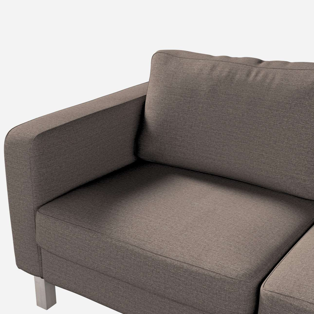 Karlstad 2-seater sofa cover in collection Granada, fabric: 104-93