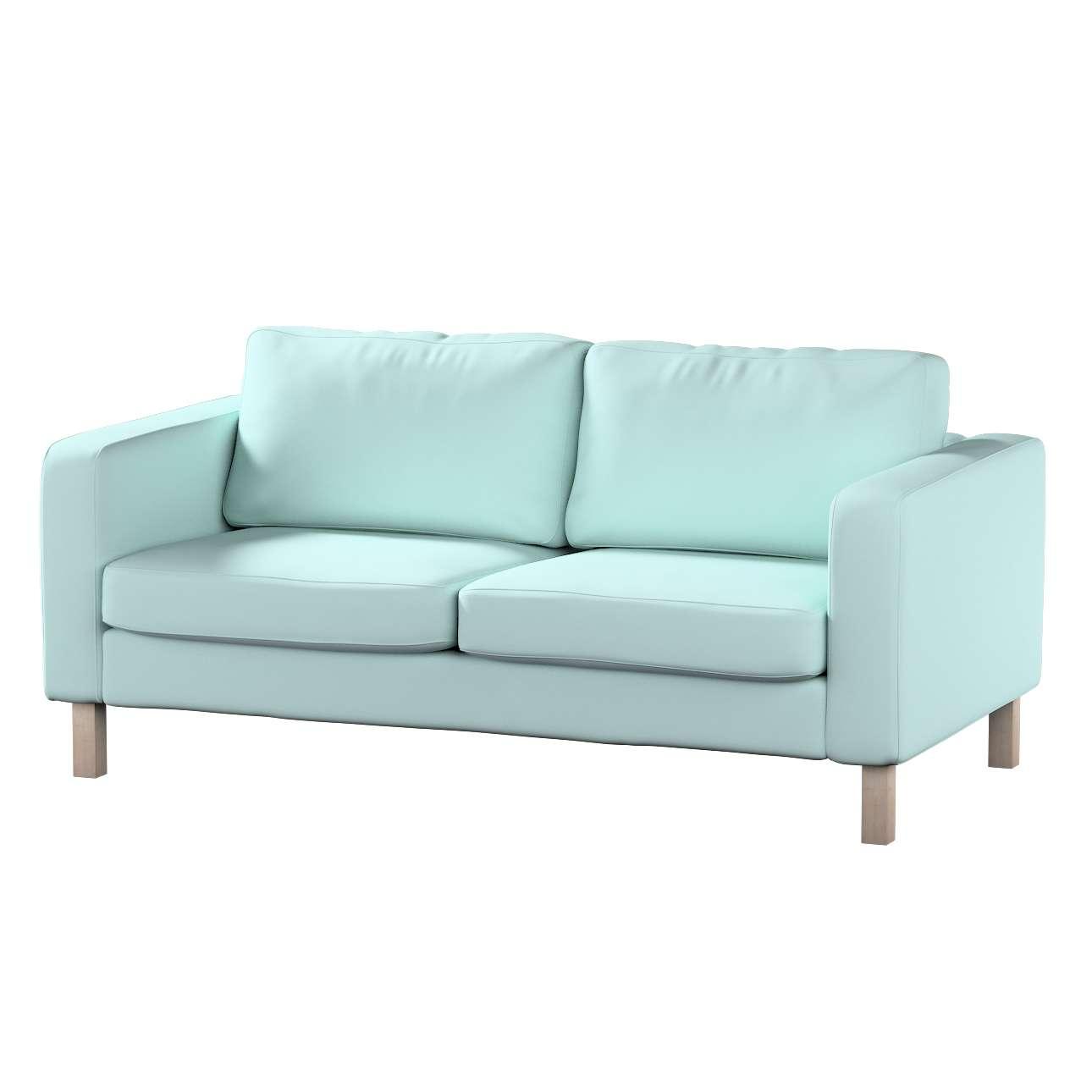 Karlstad betræk 2 sæder fra kollektionen Cotton Panama, Stof: 702-10
