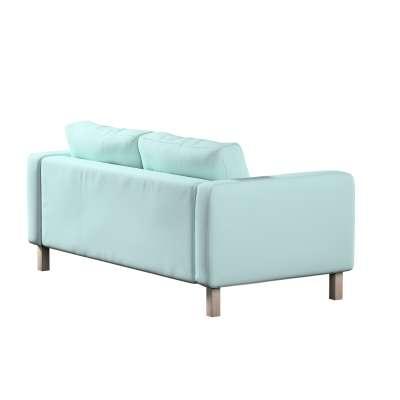 Potah na pohovku IKEA  Karlstad 2-místná, nerozkládací, krátký v kolekci Cotton Panama, látka: 702-10