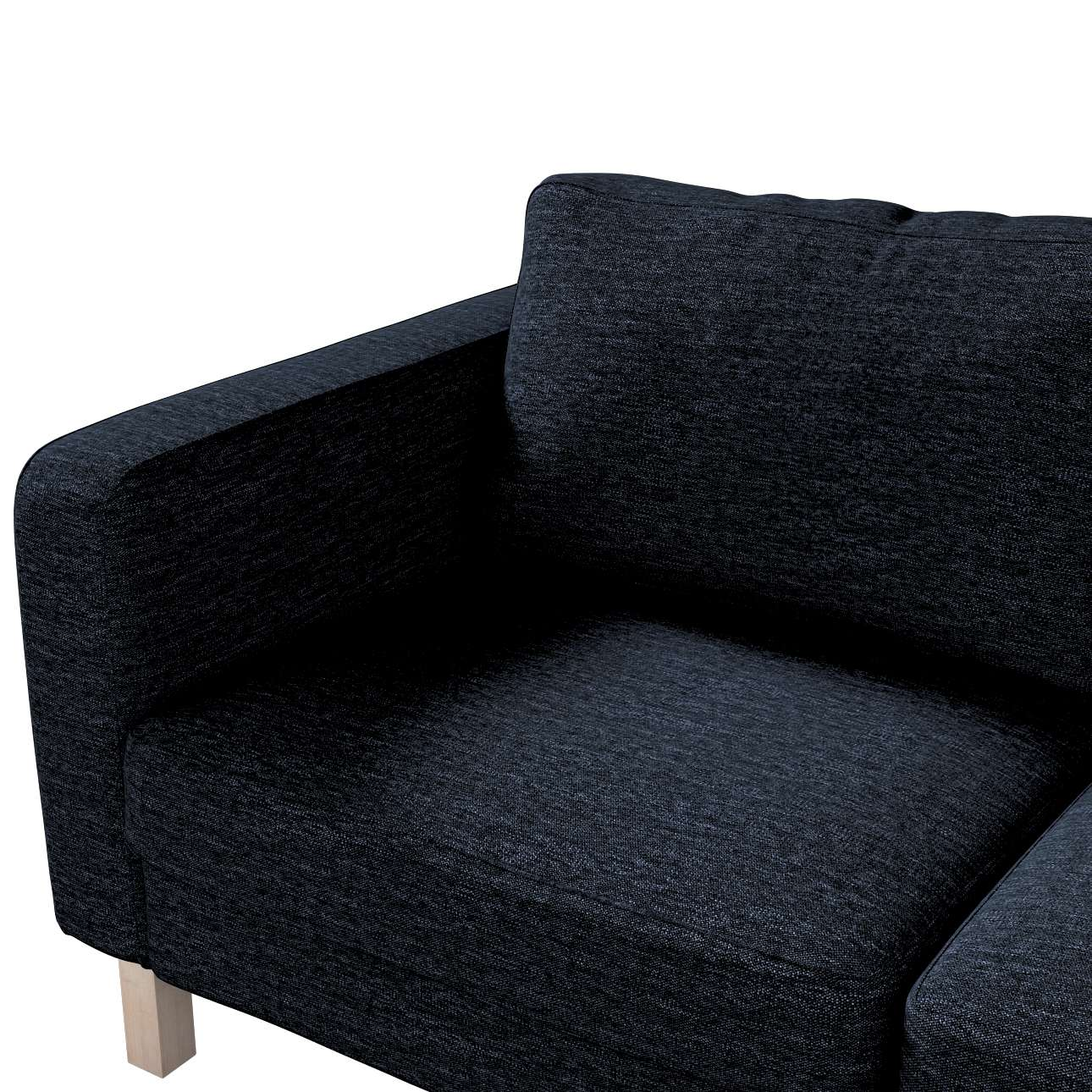 Karlstad 2-seater sofa cover in collection Vintage, fabric: 702-38