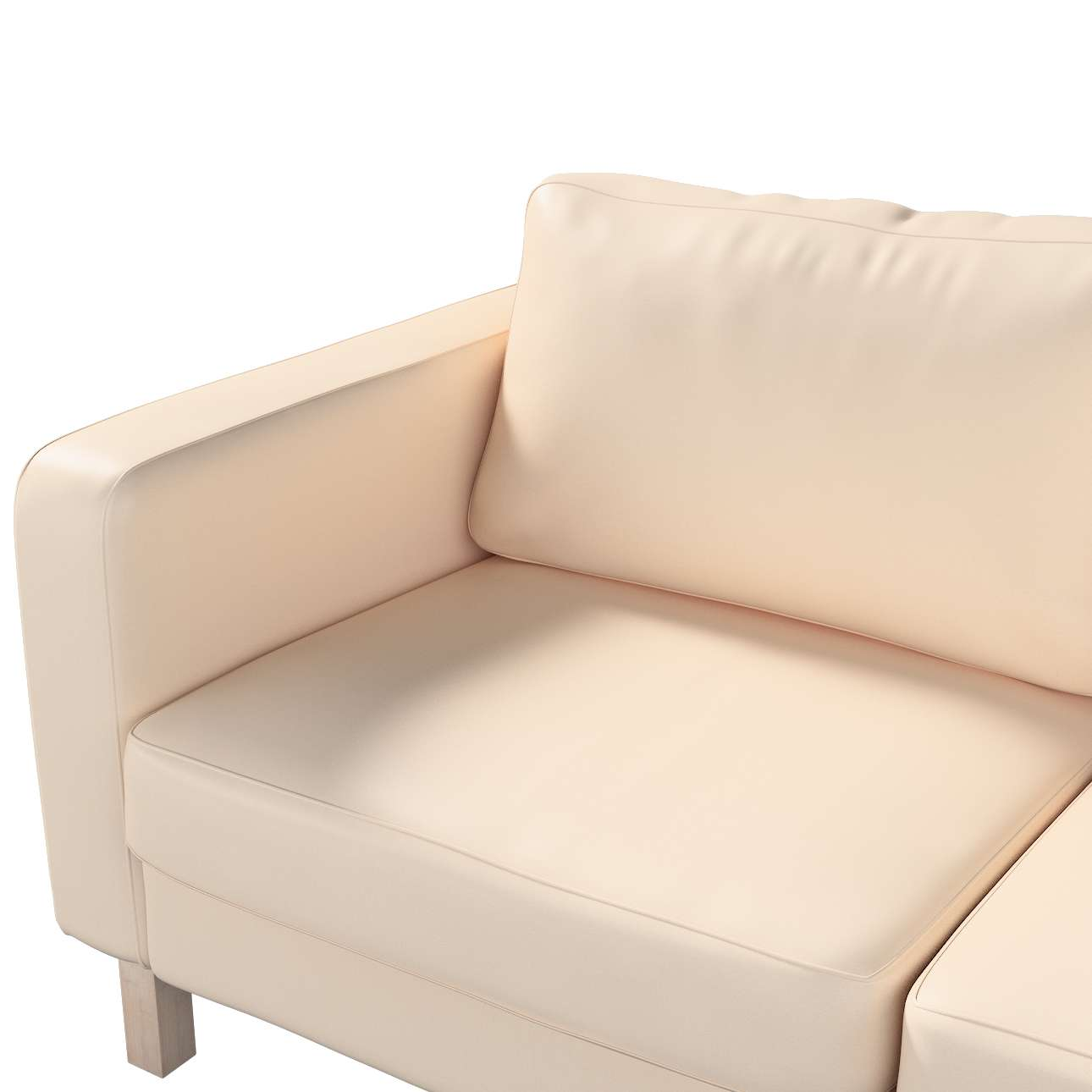 Karlstad 2-seater sofa cover in collection Madrid, fabric: 160-51