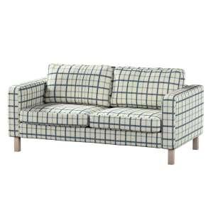 Pokrowiec na sofę Karlstad 2-osobową nierozkładaną krótki Sofa Karlstad 2-osobowa w kolekcji Avinon, tkanina: 131-66