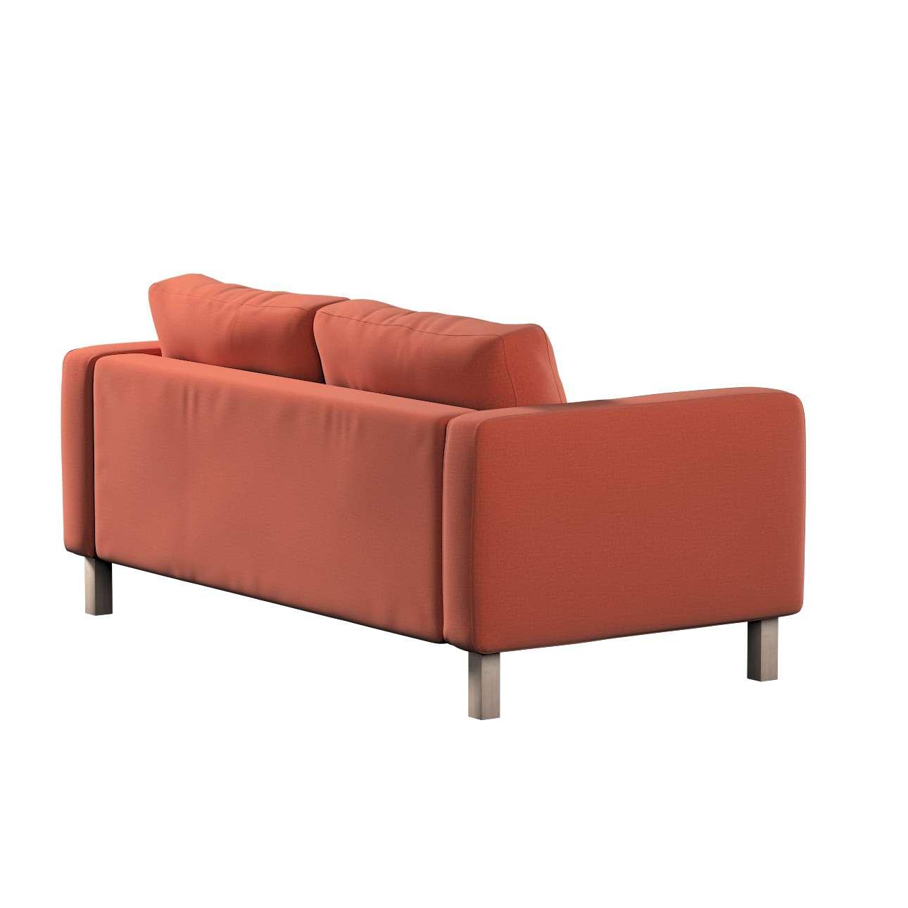 Potah na pohovku IKEA  Karlstad 2-místná, nerozkládací, krátký v kolekci Ingrid, látka: 705-37