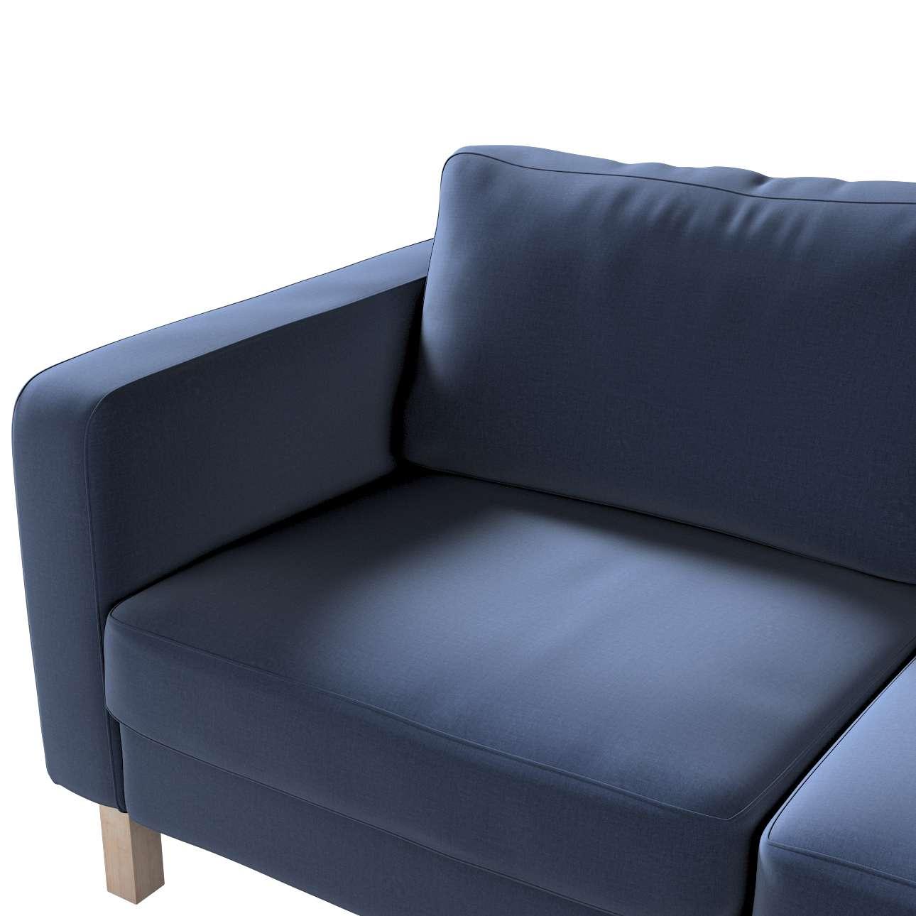 Potah na pohovku IKEA  Karlstad 2-místná, nerozkládací, krátký v kolekci Ingrid, látka: 705-39