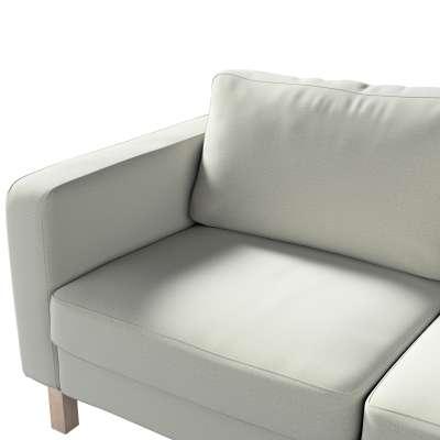 Pokrowiec na sofę Karlstad 2-osobową nierozkładaną krótki w kolekcji Ingrid, tkanina: 705-41