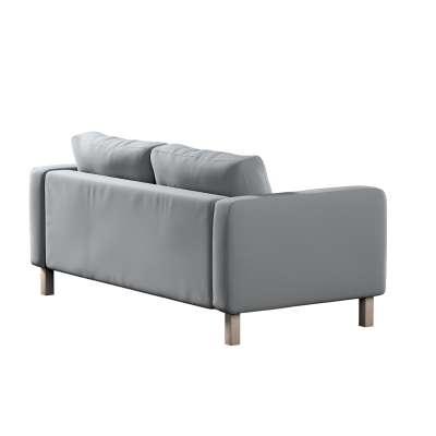 Pokrowiec na sofę Karlstad 2-osobową nierozkładaną krótki w kolekcji Ingrid, tkanina: 705-42