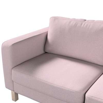 Karlstad 2-Sitzer Sofabezug nicht ausklappbar von der Kollektion Amsterdam, Stoff: 704-51