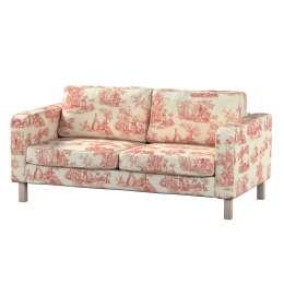 Karlstad 2-sits soffa - kort klädsel