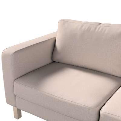 Poťah na sedačku Karlstad (pre 2 osoby, krátka) nerozkladacia V kolekcii Living 2, tkanina: 160-85