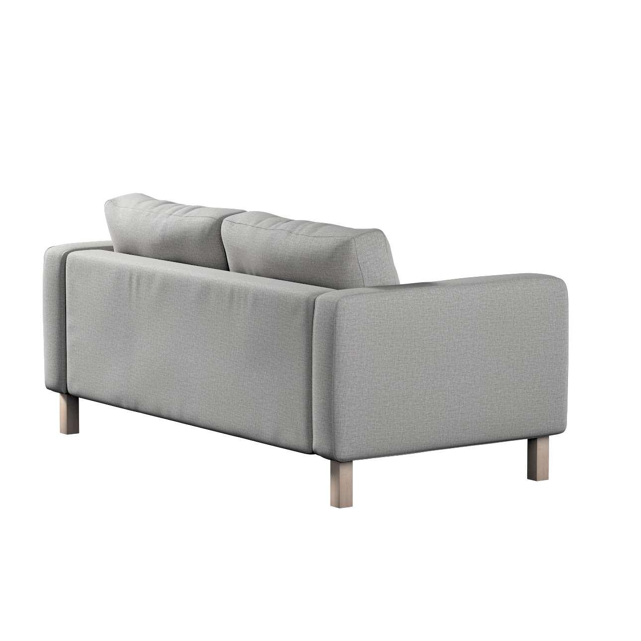 Potah na pohovku IKEA  Karlstad 2-místná, nerozkládací, krátký v kolekci Living II, látka: 160-89