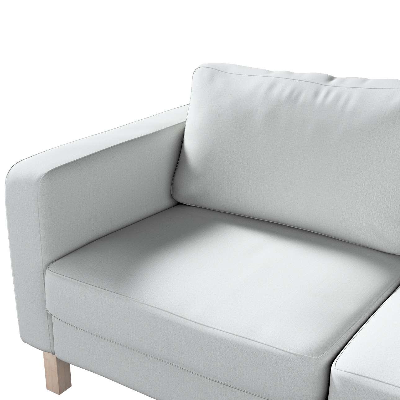 IKEA zitbankhoes/ overtrek voor Karlstad 2-zitsbank van de collectie Living, Stof: 161-18