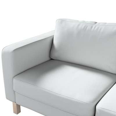 Potah na pohovku IKEA  Karlstad 2-místná, nerozkládací, krátký v kolekci Living II, látka: 161-18