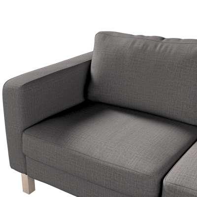 IKEA zitbankhoes/ overtrek voor Karlstad 2-zitsbank van de collectie Living, Stof: 161-16