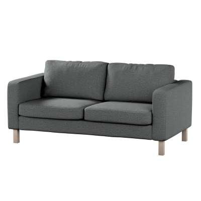 Pokrowiec na sofę Karlstad 2-osobową nierozkładaną krótki w kolekcji Madrid, tkanina: 161-24