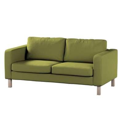 Potah na pohovku IKEA  Karlstad 2-místná, nerozkládací, krátký v kolekci Living II, látka: 161-13