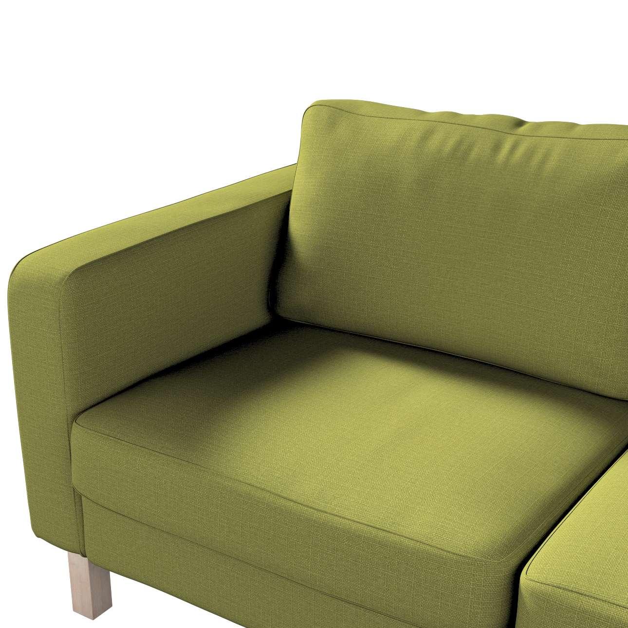Pokrowiec na sofę Karlstad 2-osobową nierozkładaną krótki w kolekcji Living II, tkanina: 161-13