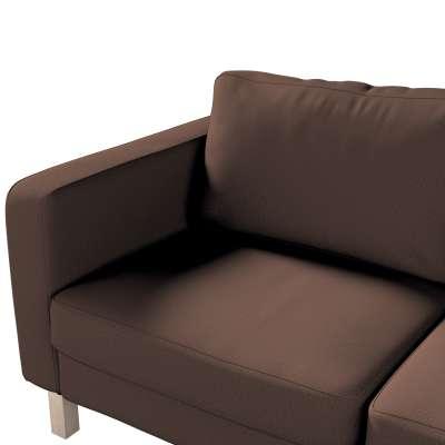 Pokrowiec na sofę Karlstad 2-osobową nierozkładaną krótki w kolekcji Bergen, tkanina: 161-73