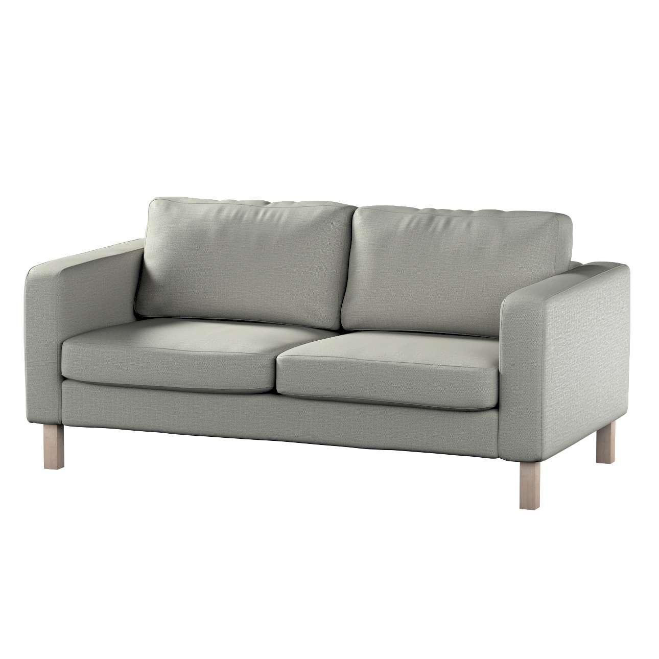 Pokrowiec na sofę Karlstad 2-osobową nierozkładaną krótki w kolekcji Bergen, tkanina: 161-83
