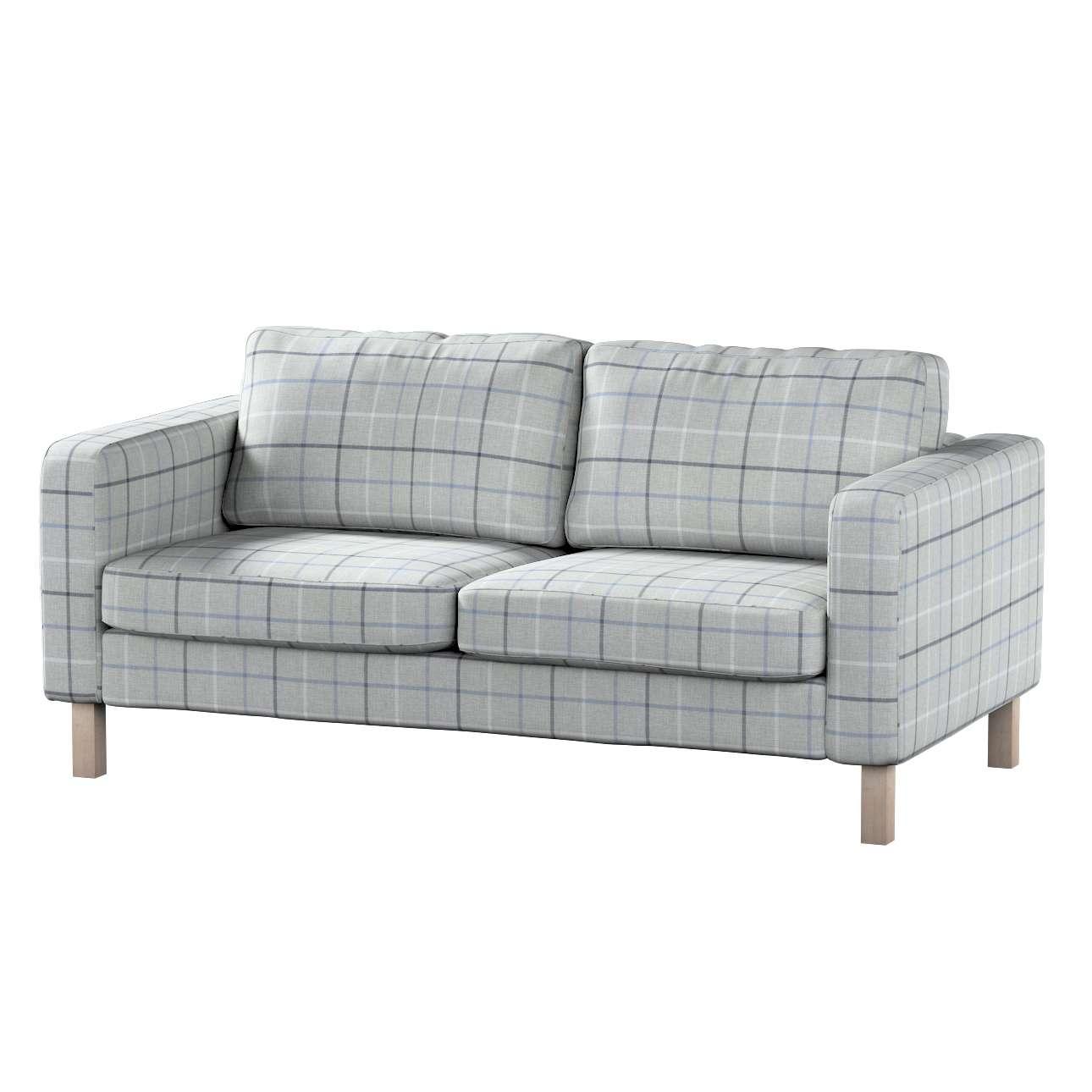 Potah na pohovku IKEA  Karlstad 2-místná, nerozkládací, krátký v kolekci Edinburgh, látka: 703-18