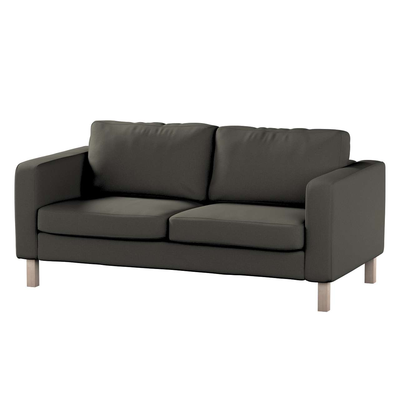 Potah na pohovku IKEA  Karlstad 2-místná, nerozkládací, krátký v kolekci Living, látka: 161-55