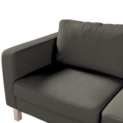Pokrowiec na sofę Karlstad 2-osobową nierozkładaną krótki w kolekcji Living, tkanina: 161-55