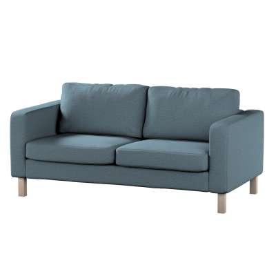 Potah na pohovku IKEA  Karlstad 2-místná, nerozkládací, krátký v kolekci Madrid, látka: 161-90