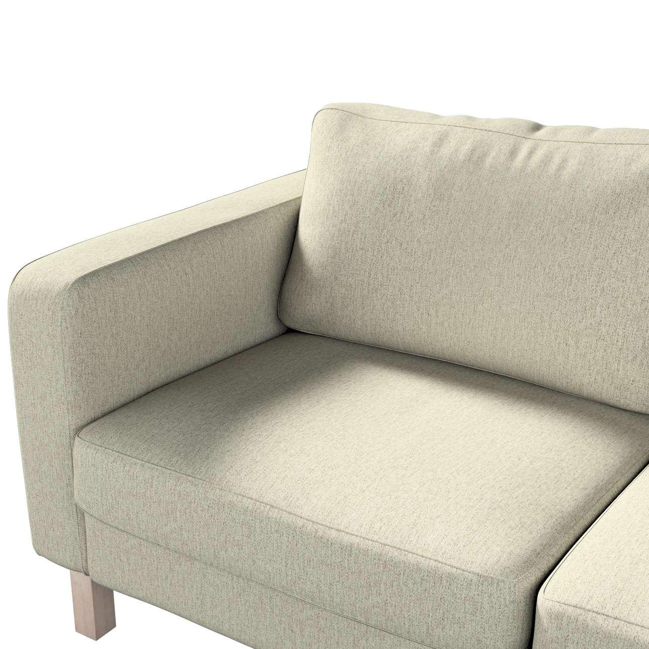 Potah na pohovku IKEA  Karlstad 2-místná, nerozkládací, krátký v kolekci Living, látka: 161-62