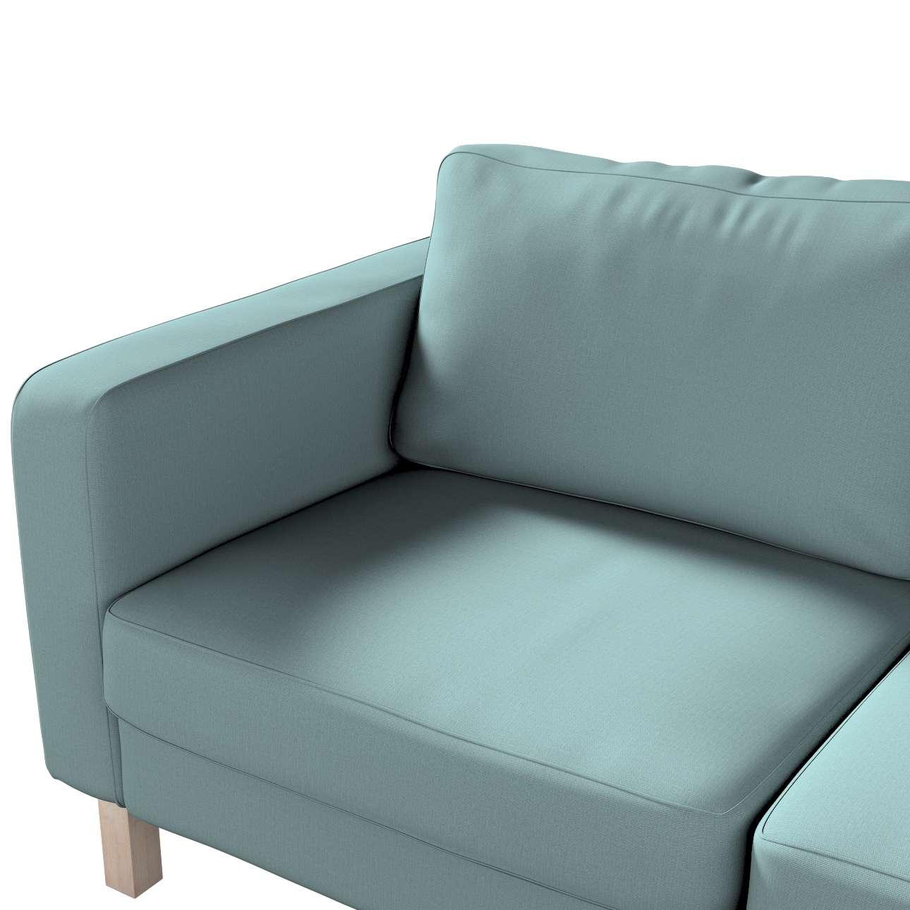 Karlstad päällinen kahden istuttava mallistosta Cotton Panama, Kangas: 702-40