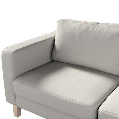 Pokrowiec na sofę Karlstad 2-osobową nierozkładaną krótki w kolekcji Living, tkanina: 161-54