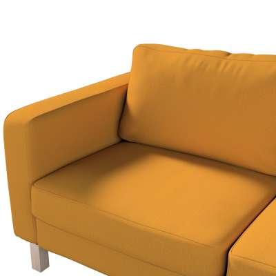 Pokrowiec na sofę Karlstad 2-osobową nierozkładaną krótki w kolekcji Living, tkanina: 161-64