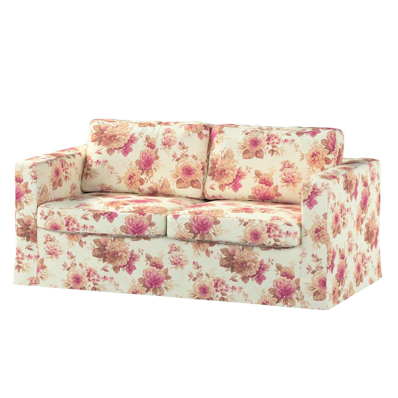 Karlstad dvivietės sofos užvalkalas (ilgas, iki žemės) Karlstad dvivietė sofa kolekcijoje Mirella, audinys: 141-06