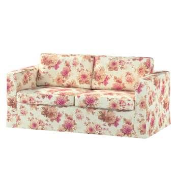 Karlstad 2-Sitzer Sofabezug nicht ausklappbar lang von der Kollektion Mirella, Stoff: 141-06