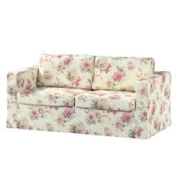 Floor length Karlstad 2-seater sofa cover