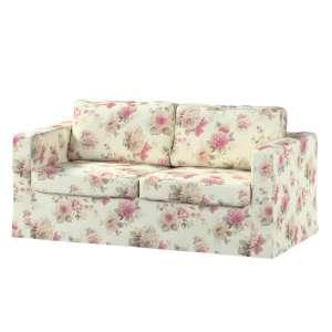 Pokrowiec na sofę Karlstad 2-osobową nierozkładaną długi Sofa Karlstad 2-osobowa w kolekcji Mirella, tkanina: 141-07