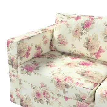 Karlstad 2-Sitzer Sofabezug nicht ausklappbar lang von der Kollektion Mirella, Stoff: 141-07