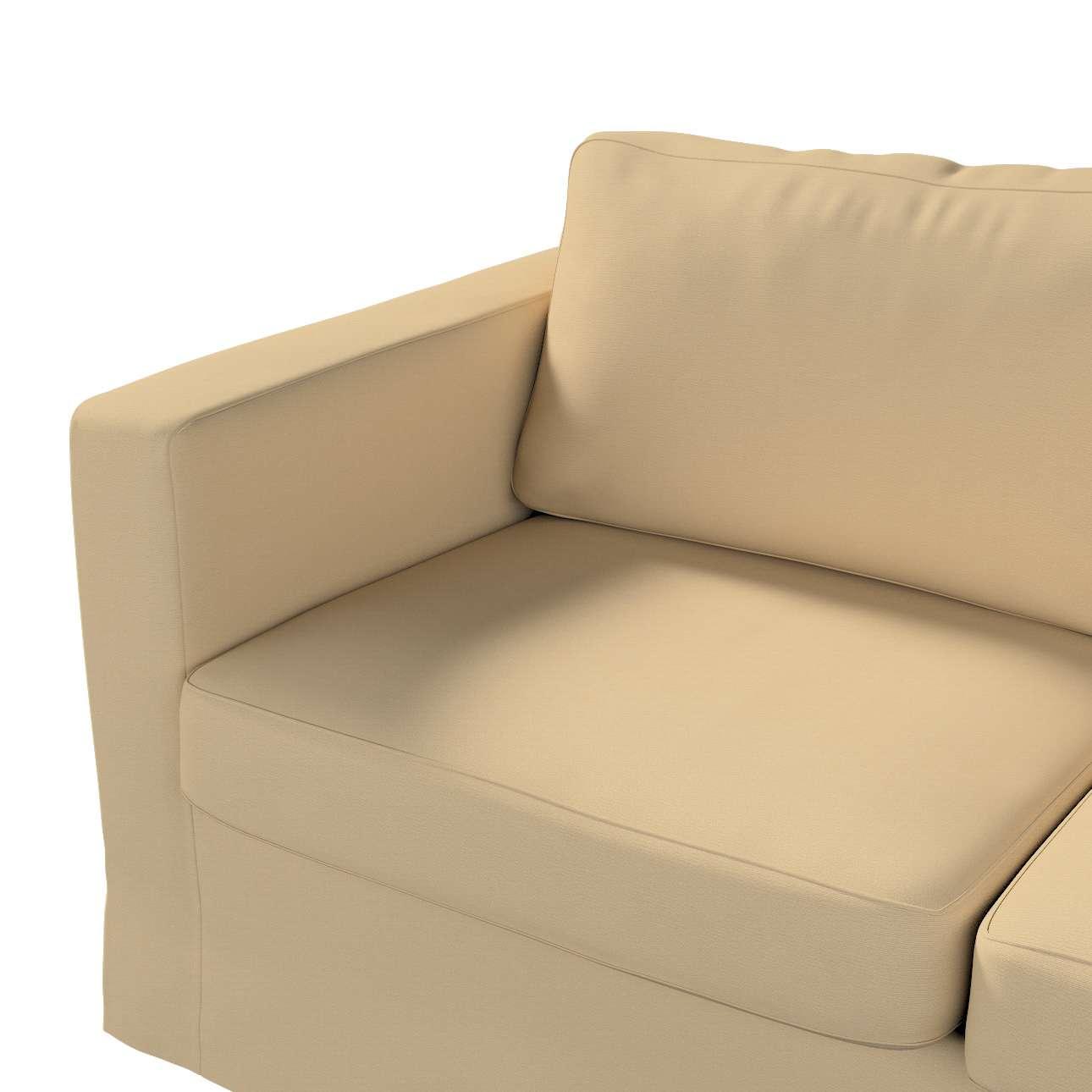 Karlstad päällinen kahden istuttava, pitkä mallistosta Cotton Panama, Kangas: 702-01