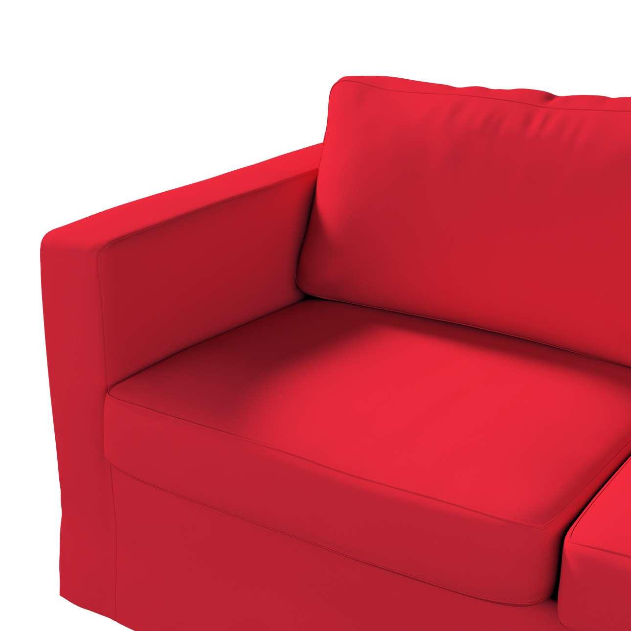 Hoes (lang) voor IKEA-Karlstad 2-zitsbank van de collectie Cotton Panama, Stof: 702-04