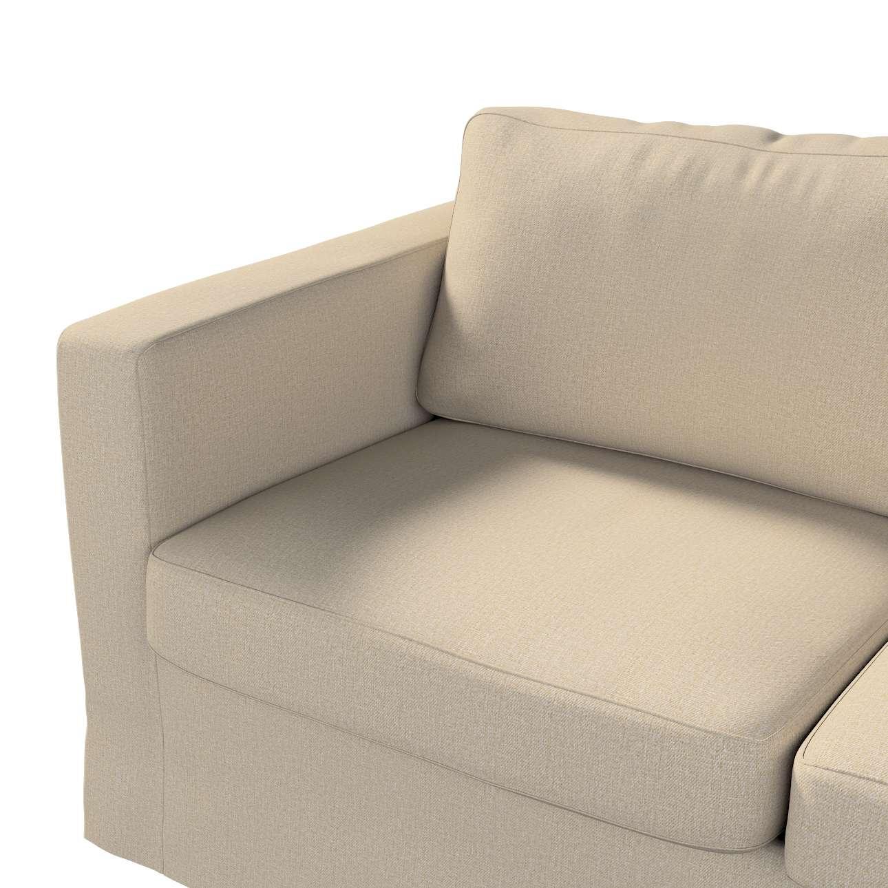 Pokrowiec na sofę Karlstad 2-osobową nierozkładaną długi w kolekcji Edinburgh, tkanina: 115-78