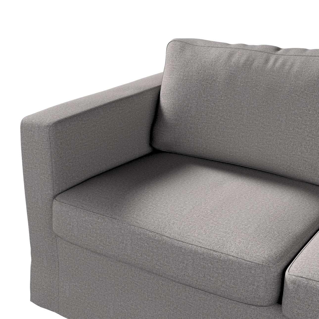Pokrowiec na sofę Karlstad 2-osobową nierozkładaną długi w kolekcji Edinburgh, tkanina: 115-81