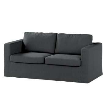 Pokrowiec na sofę Karlstad 2-osobową nierozkładaną długi Sofa Karlstad 2-osobowa w kolekcji Chenille, tkanina: 702-20
