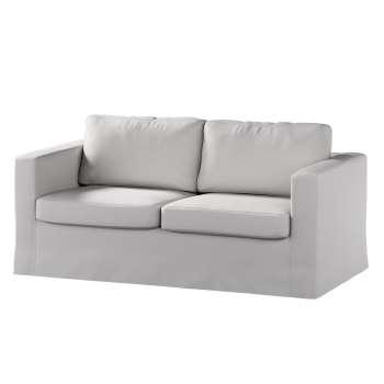 Karlstad 2-Sitzer Sofabezug nicht ausklappbar lang von der Kollektion Chenille , Stoff: 702-23