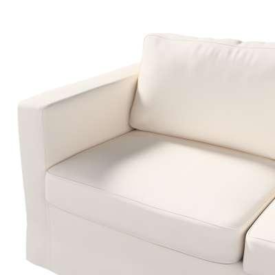 Pokrowiec na sofę Karlstad 2-osobową nierozkładaną długi w kolekcji Etna, tkanina: 705-01
