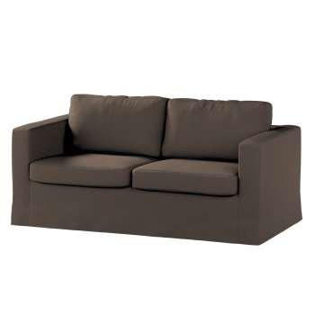 Karlstad 2-Sitzer Sofabezug nicht ausklappbar lang von der Kollektion Etna, Stoff: 705-08