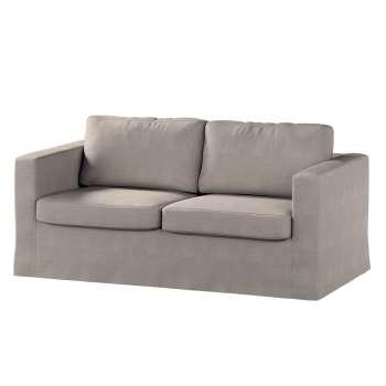 Karlstad 2-Sitzer Sofabezug nicht ausklappbar lang Sofahusse, Karlstad 2-Sitzer von der Kollektion Etna, Stoff: 705-09