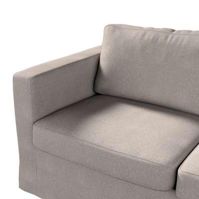 Pokrowiec na sofę Karlstad 2-osobową nierozkładaną długi w kolekcji Etna, tkanina: 705-09