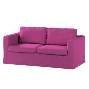 Karlstad dvivietės sofos užvalkalas (ilgas, iki žemės) Karlstad dvivietė sofa kolekcijoje Etna , audinys: 705-23