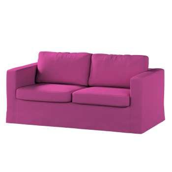 Karlstad 2-Sitzer Sofabezug nicht ausklappbar lang Sofahusse, Karlstad 2-Sitzer von der Kollektion Etna, Stoff: 705-23