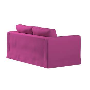 Karlstad 2-Sitzer Sofabezug nicht ausklappbar lang von der Kollektion Etna, Stoff: 705-23
