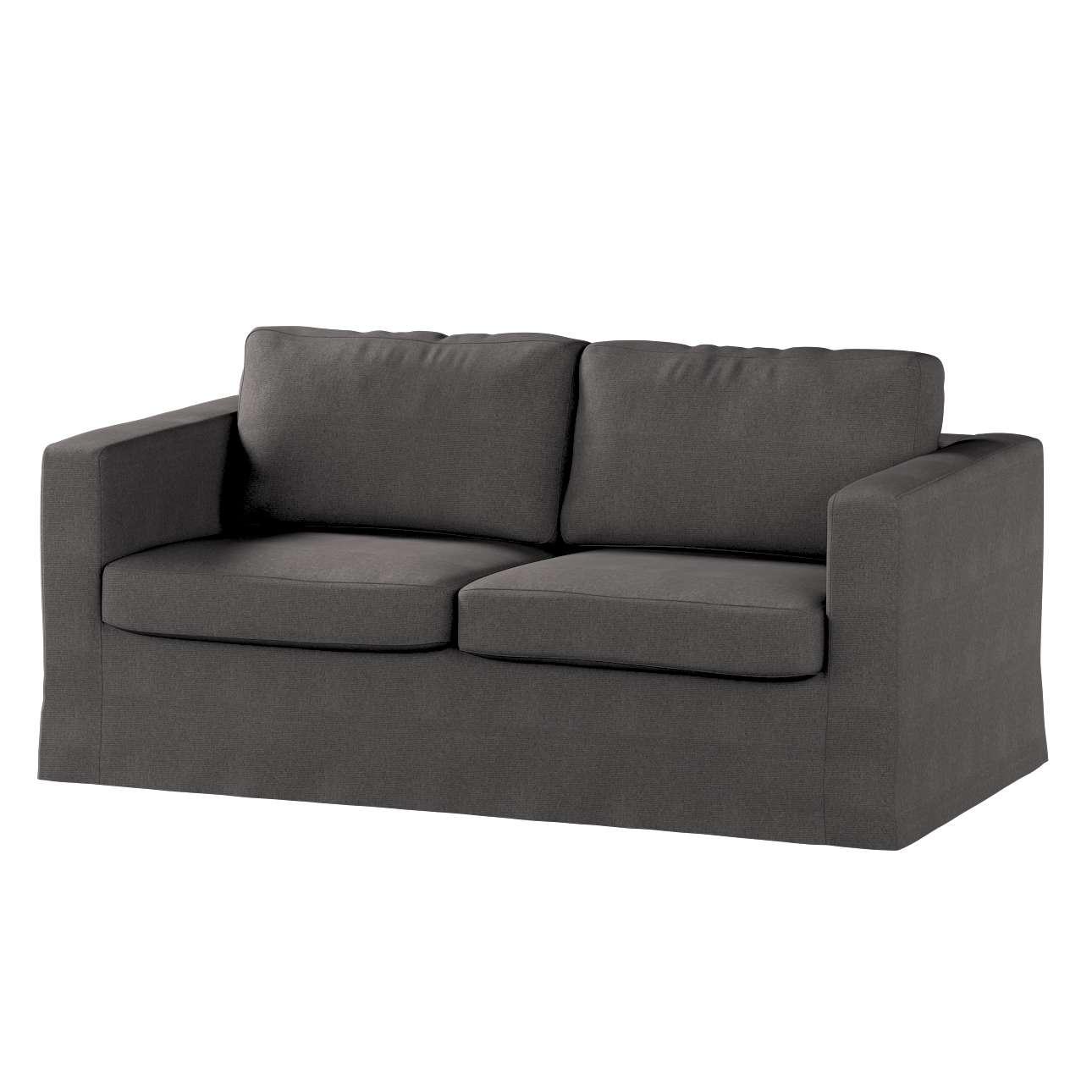Karlstad dvivietės sofos užvalkalas (ilgas, iki žemės) Karlstad dvivietė sofa kolekcijoje Etna , audinys: 705-35